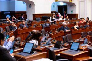 Congreso no aprueba dictamen de Constitución sobre Ley Orgánica de JNJ