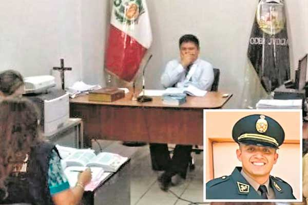 Poder Judicial dicta prisión a policía que abatió a delincuente