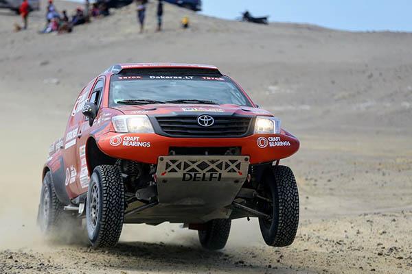 Rally Dakar dejará a Paracas ingresos por US$ 5 millones