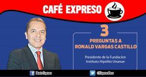 "Ronald Vargas Castillo: ""Programa Becas de Honor benefició a más de 1,000 estudiantes"""