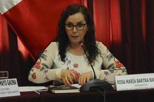 Comisión de Constitución prepara dictamen de JNJ
