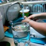 Servicio de agua potable se restablece poco a poco