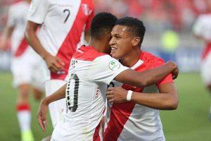 Sub 20 enfrenta a Paraguay en el Campeonato Sudamericano