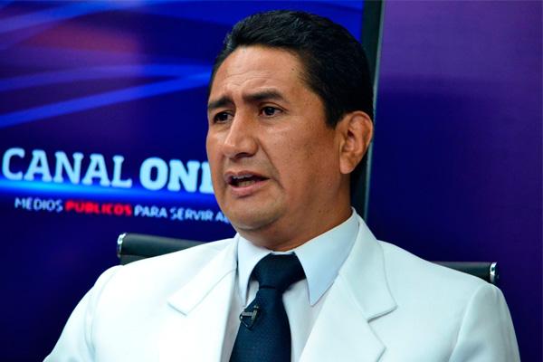 Suspenden a Vladimir Cerrón como gobernador regional de Junín
