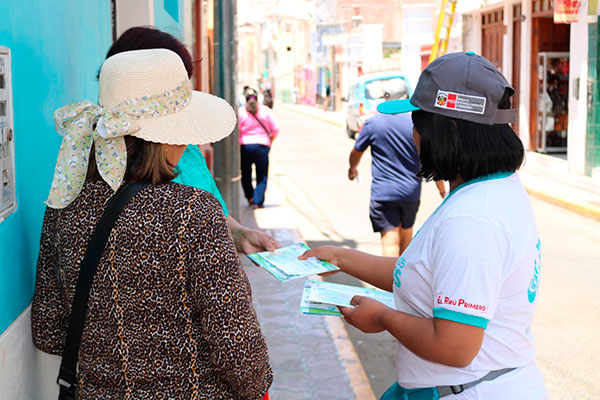 Moquegua:  Lanzan «Programa de Voluntariado 2019»