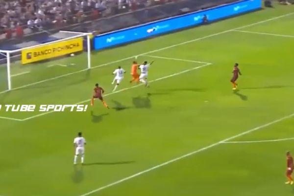 Noche Blanquiazul: Mauricio Affonso desata la fiesta en Matute con el segundo gol