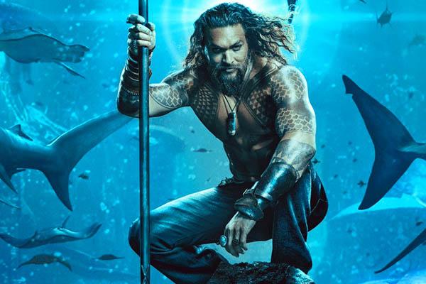 """""""Aquaman"""": Película del héroe de DC llegaría a recaudar 1,000 millones de dólares"""