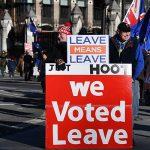 Londres pide «cambios» al acuerdo del «brexit»