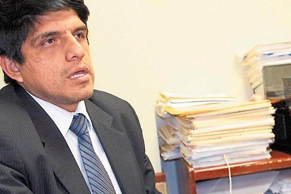 Fiscal Juan Carrasco sufrió el robo de su casa en Lambayeque