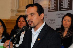 Humberto Morales: Frente Amplio no le otorgará el voto de confianza a Del Solar