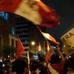 Marcha Nacional contra Pedro Chávarry reunió a miles de peruanos