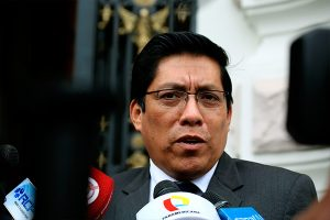 """Vicente Zeballos: """"Penal de Barbadillo cumple con los requerimientos para que Fujimori retorne"""""""