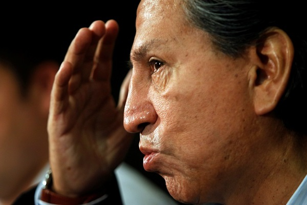 "Tribunal Estadounidense: Alejandro Toledo es un ""fugitivo"" de la Justicia Peruana"