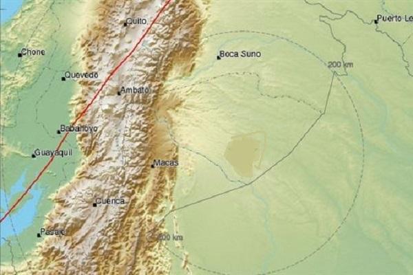 Ecuador: Sismo de magnitud 7.7 se sintió en regiones del Perú [VÍDEOS]