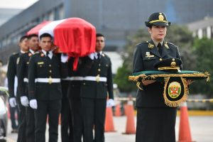 """Mininter: """"El policía está listo para morir por el Perú"""""""