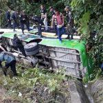 Cusco: Fiscal y 2 PNP mueren en accidente de bus