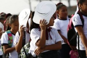 Minedu exhorta a no exponer a escolares a rayos ultravioleta