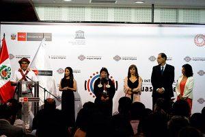 """Inauguran 'Año Internacional de las Lenguas Indígenas"""""""