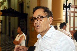 Alberto Quintanilla pide debatir proyecto de ley sobre inmunidad