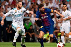 Barcelona y el Real Madrid chocarán en semifinales de la Copa del Rey
