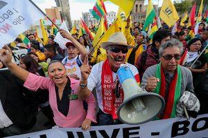 Bolivia: Rechazan apoyo de Evo Morales a Nicolás Maduro
