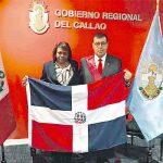 Viceministra de República Dominicana visita el Callao