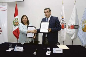 Callao: Gore y Minedu firman convenio