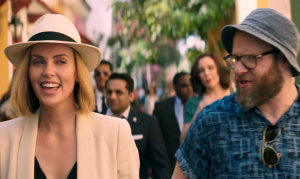 "Charlize Theron protagoniza comedia: ""Long Shot"" [VÍDEO]"