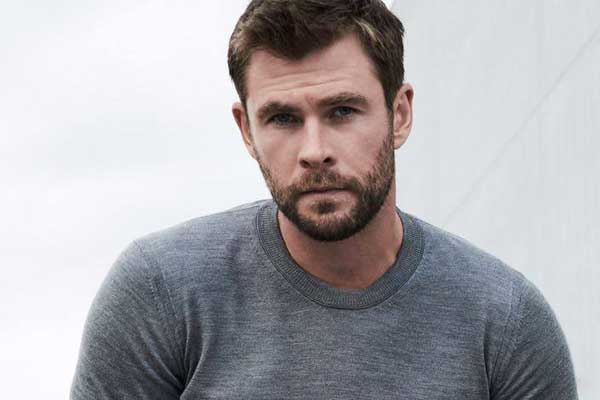 Thor salvó a Chris Hemsworth