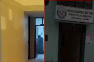 Moquegua: Comisaria abandonada en Ichuña [VÍDEO]