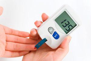 Prevenga diabetes y colesterol