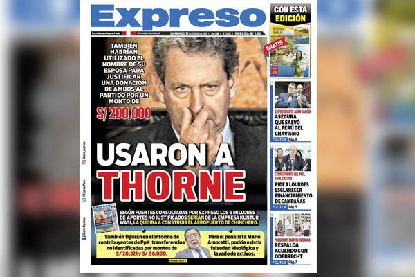 Lectores de Expreso denuncian boicot