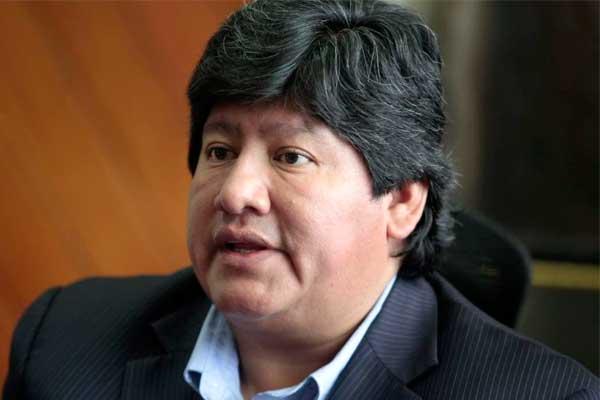 Edwin Oviedo: Fiscalía desiste en pedido de prisión preventiva