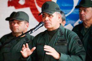 Fuerzas armadas de Venezuela reiteran su lealtad con Nicolás Maduro