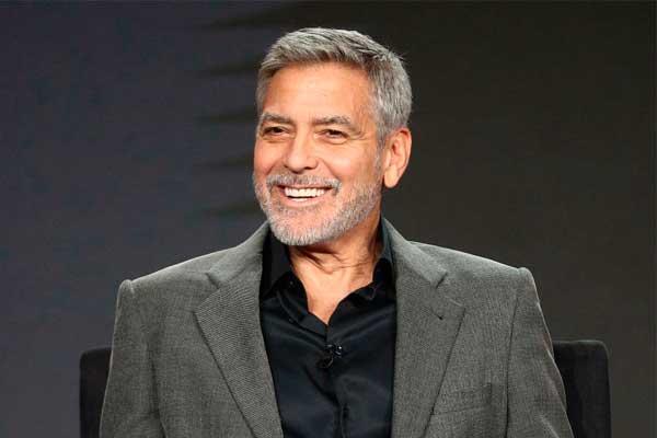 "George Clooney sobre Meghan Markle: ""Es acosada como Lady Di"""