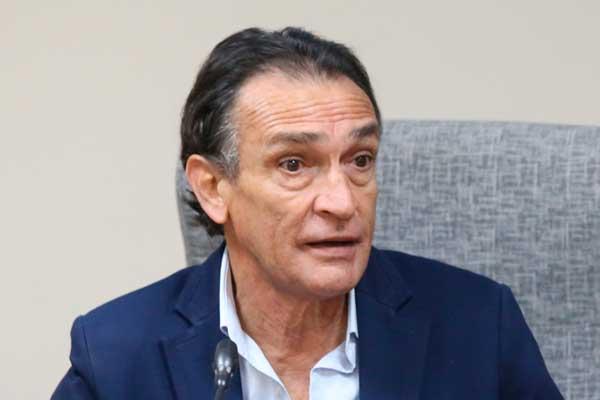 Fuerza Popular evaluará caso de Héctor Becerril la próxima semana
