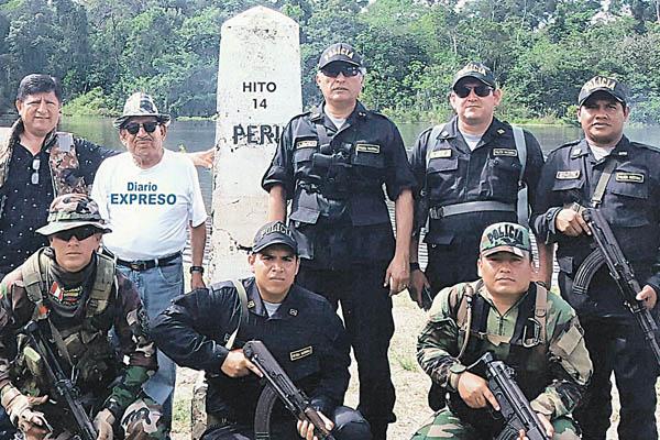 Denuncian fuga masiva de nativos peruanos