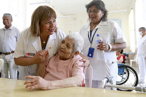 Mejorarán infraestructura del hospital Larco Herrera