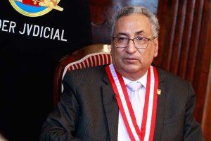 José Luis Lecaros pide captura de exjueces prófugos
