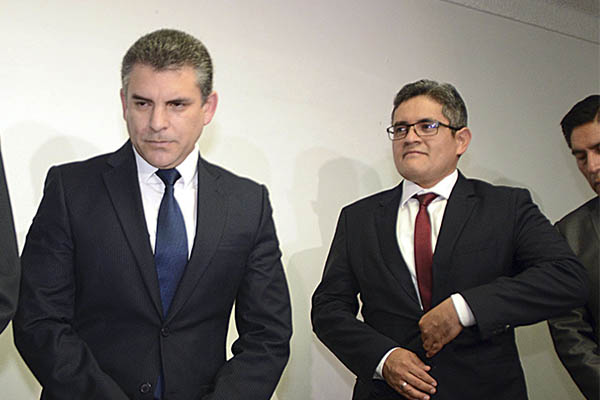 Fracasó estrategia de Vela y Pérez
