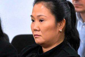 TC revisará hábeas corpus de Keiko el 25