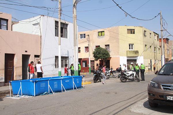 Hampones acribillan a 'Los Baturris' del Callao