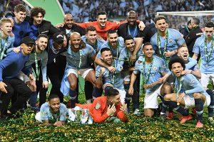 Manchester City gana la Carabao Cup en Wembley