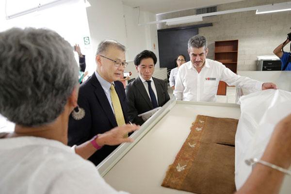 Optimizan conservación del Museo de Pachacamac