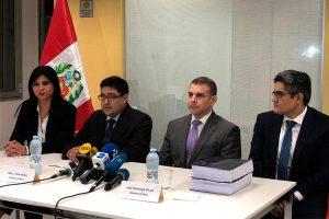 Firman acuerdo de colaboración eficaz con Odebrecht