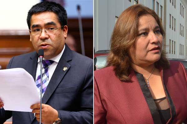 Alberto Oliva y Janet Sánchez no dejarán la presidencia sus comisiones