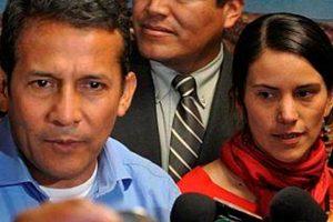 Ollanta dice que 'Vero' Mendoza es de lo más infantil