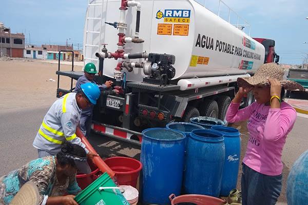 OTASS brinda ayuda a Ilo y Tacna