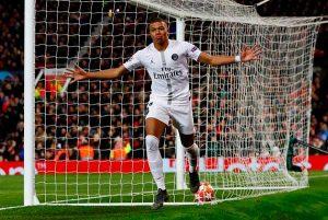 PSG derrota a Manchester United (2-0) en Old Trafford