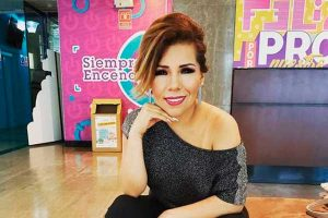 Susan Ochoa revela que sufre del corazón